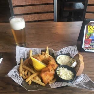 Friday Fish Fry