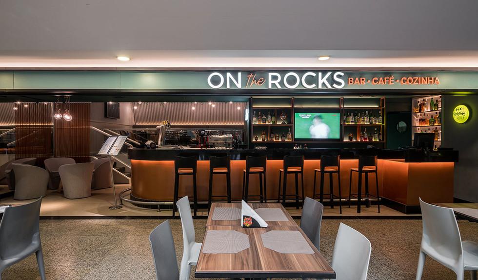 On The Rocks - Aeroporto de Guarulhos