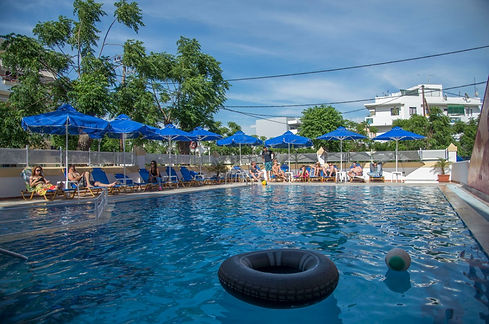 Erato Studios & Apartments Pool