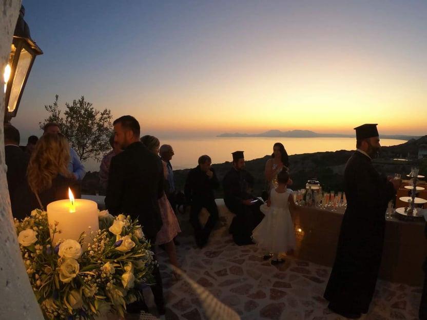 Greek Island Weddings