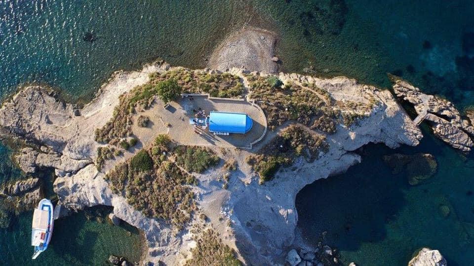 Simple Kastri Island Plan