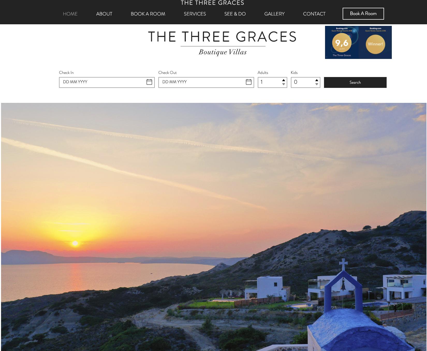 Three Graces Villas