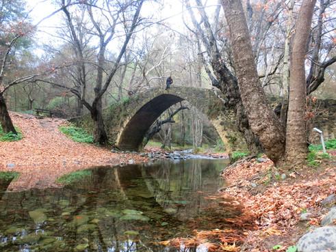 Trail Enetika Gefiria (Venetian Bridges Trail)