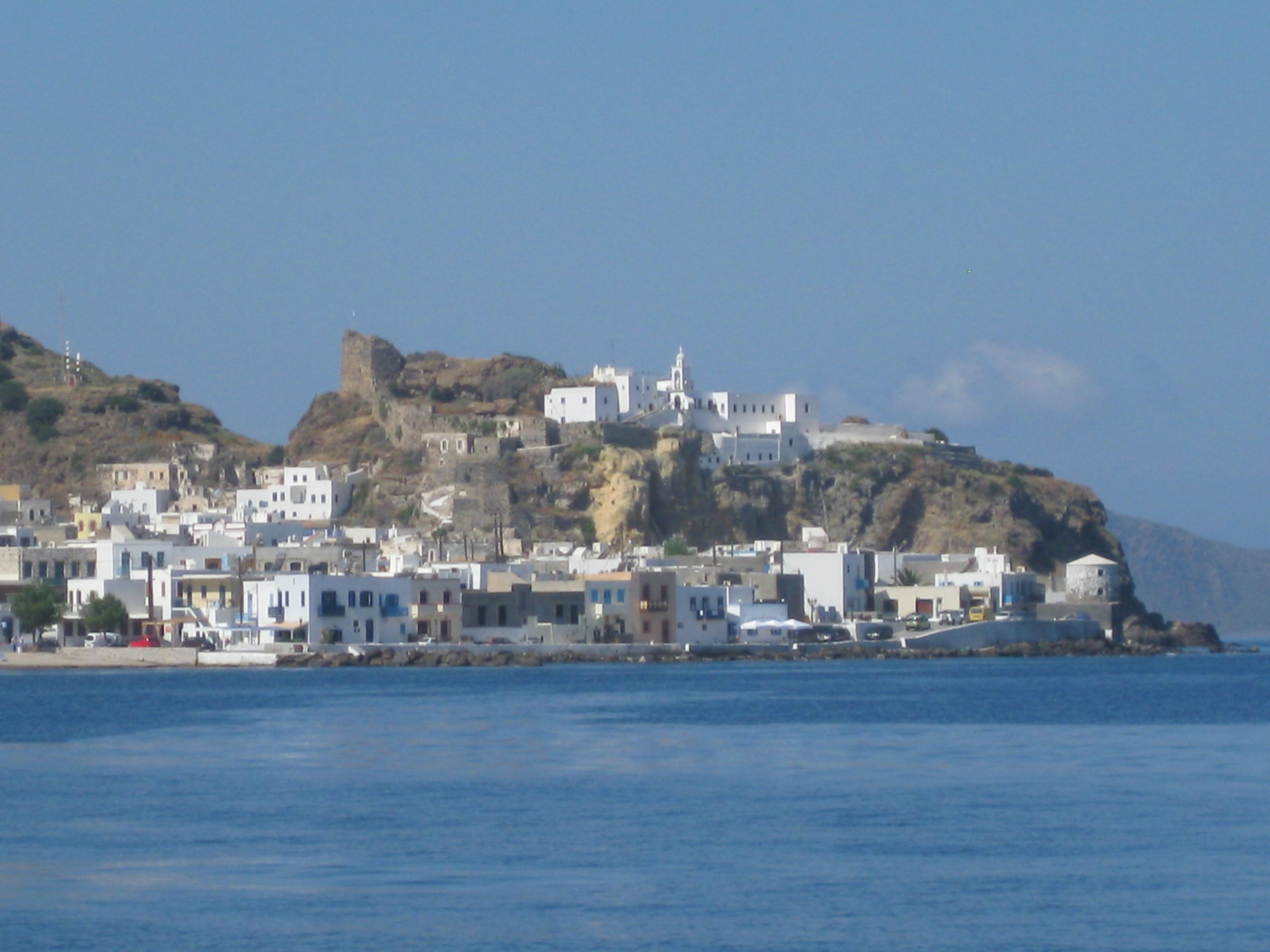 Nisyros Only Boat