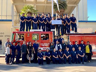 Woodrow Wilson High School Fire Academy Program 2018