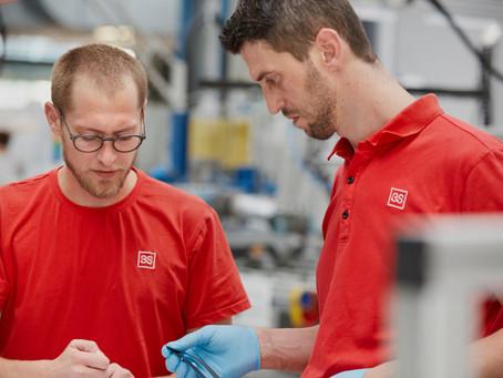 Produktionsbesichtigung 3S Solar Plus AG in Thun