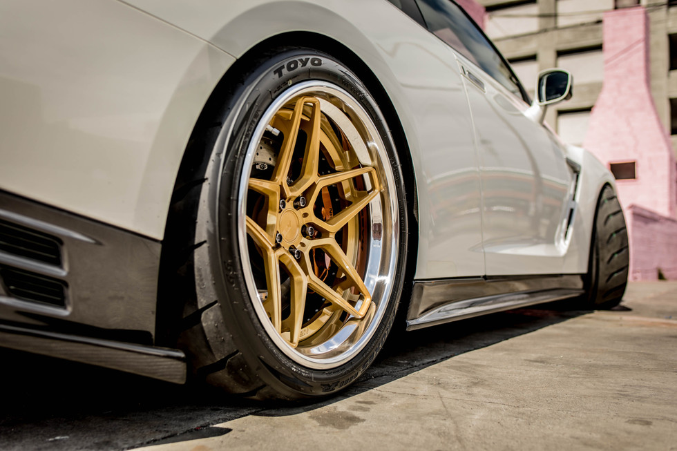AL13 Wheels