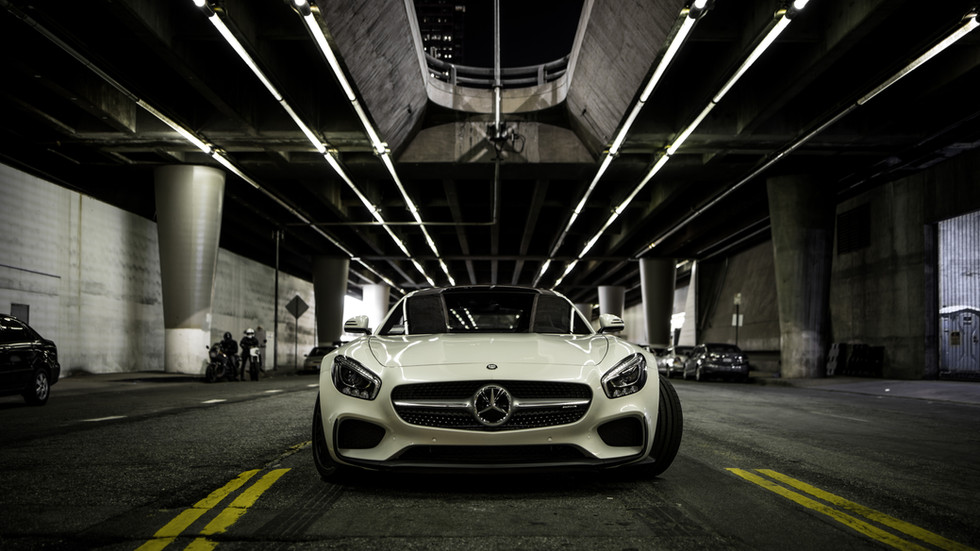 Mercedes GT-S AMG Cover
