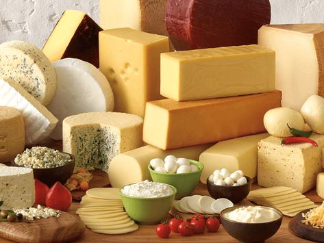 Сколько  видов сыра?