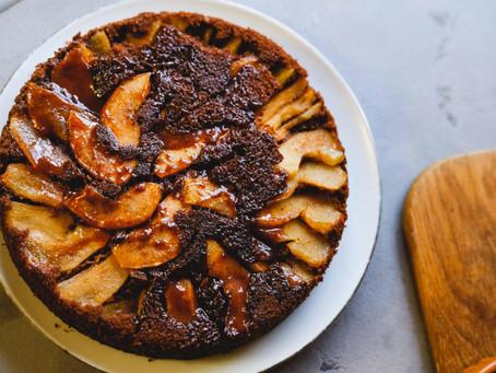 Хрустящий   яблочный пирог