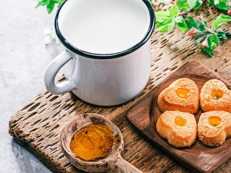Печенье на кислом молоке