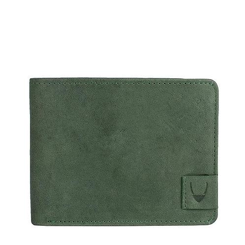 Camel RFID Blocking Bifold Leather Wallet