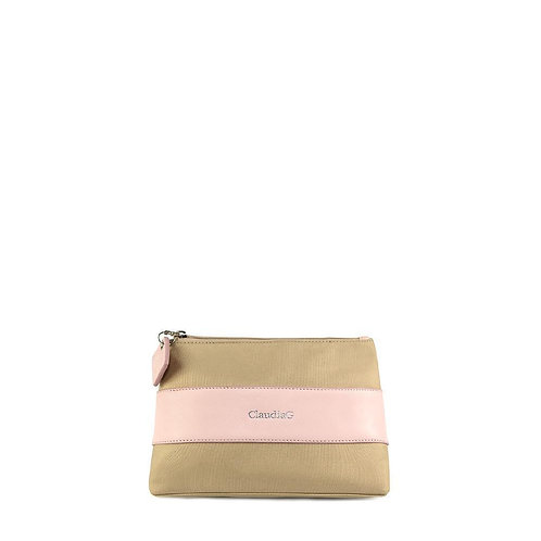 Beauty Pouch -Rose