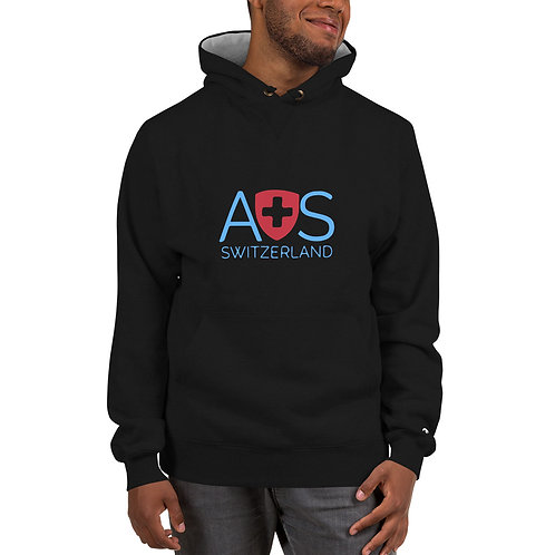 AVICII SWISS - Champion  Collaboration Hoodie