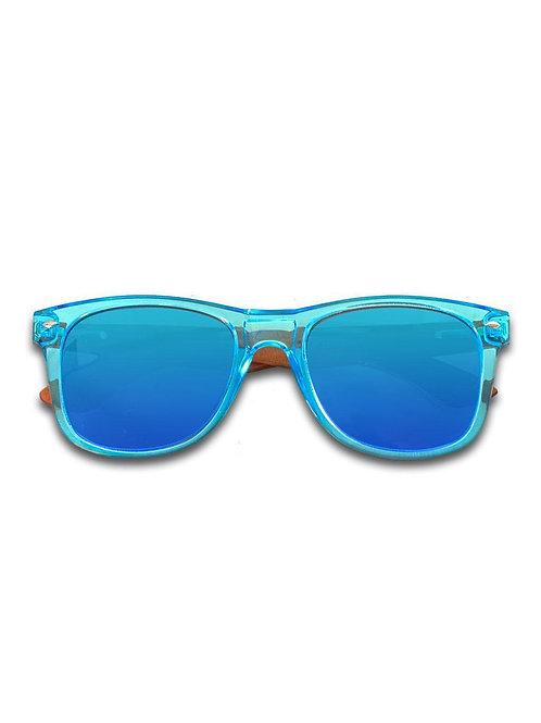 Eyewood Wayfarer - Sapphire