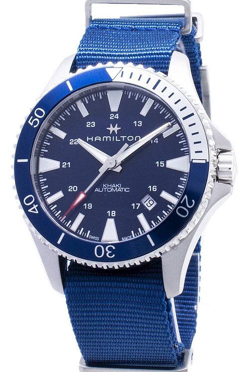 Hamilton Khaki Navy Scuba H82345941 Automatic Analog Men's Watch.