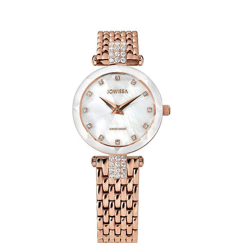 Facet Strass Swiss Ladies Watch J5.635.S  AVICII SWISS