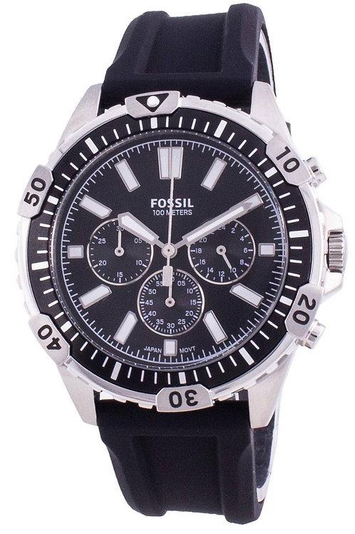 Fossil Garrett FS5624 Quartz Chronograph Men's Watch.