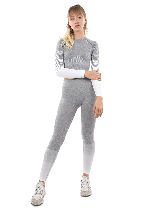 Bocana Seamless Set - Grey & White