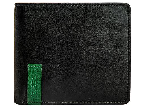 Hidesign Dylan 04 Leather Slim Bifold Wallet