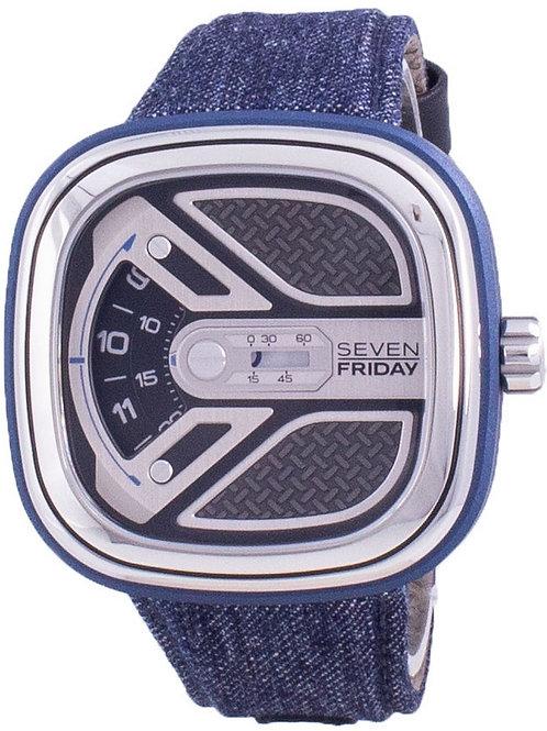 Sevenfriday M-Series Urban Explorer Automatic M1B/01 SF-M1B-01 Men's Watch