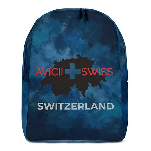 AVICII SWISS Minimalist Backpack