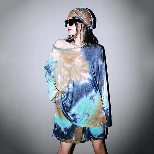 Maki Tie Dye Two Piece Set