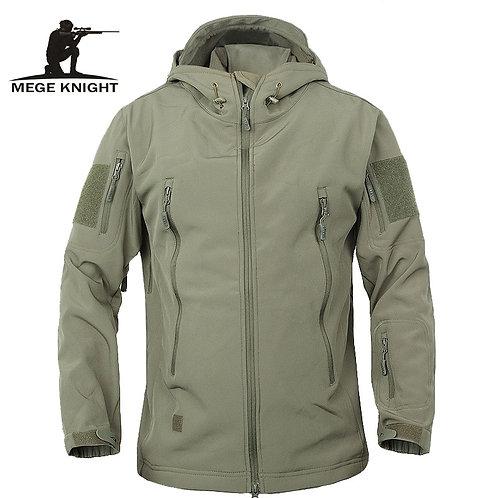 Army Camouflage Coat Military Jacket Waterproof Windbreaker