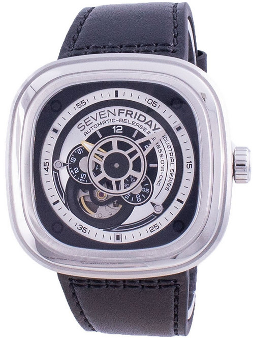 Sevenfriday P-Series Automatic P1B/01 SF-P1B-01 Men's Watch