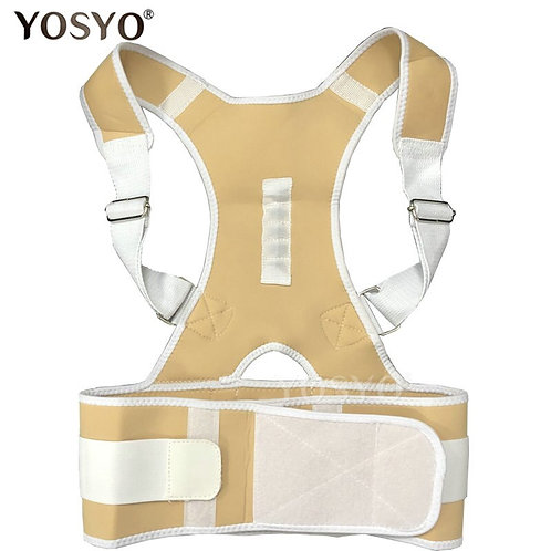 Adjustable Back Posture Corrector Magnetic Therapy Posture Corrector Brace Shou
