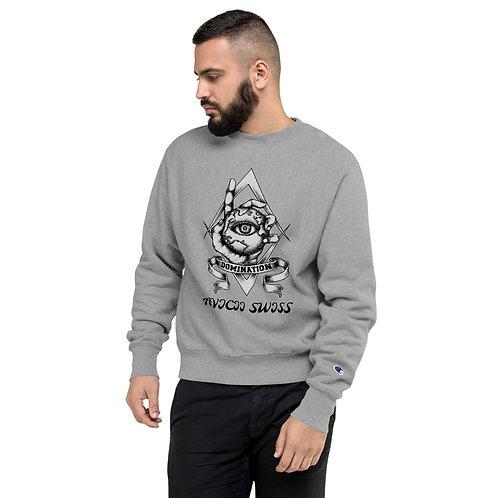 Domination by AVICII SWISS Champion Collaboration Sweatshirt