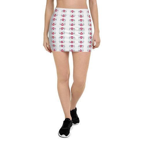 AVICII SWISS Mini Skirt
