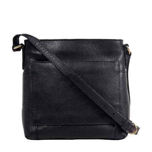Sierra Small Leather Crossbody Bag