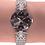 Thumbnail: Facet Strass Swiss Ladies Watch J5.637.S  AVICII SWISS