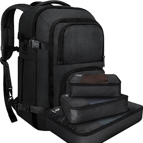 Dinictis 40L Carry on Flight Approved Travel Laptop Backpack, Business Weekende