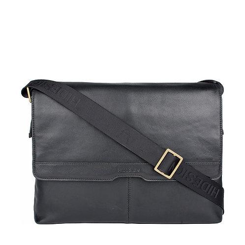 Helvellyn Medium Leather Messenger