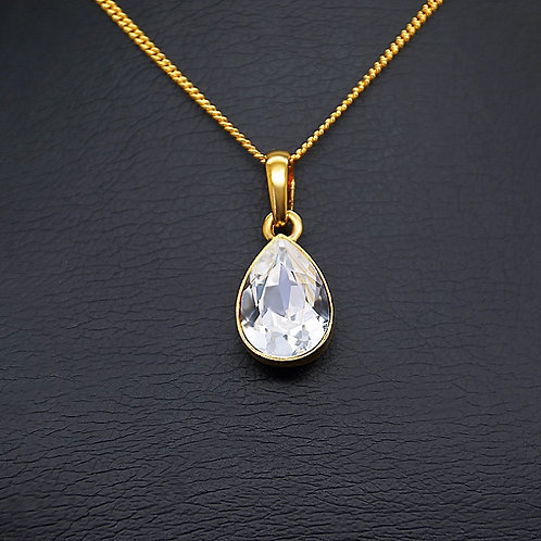 """""""Crystal Drop"""" pendant with Crystals From Swarovski™"""
