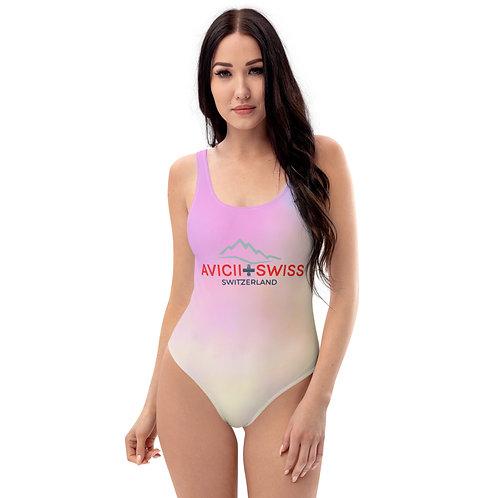 AVICII SWISS One-Piece Swimsuit