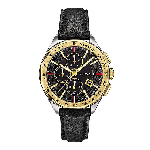 Versace VEBJ00218 Glaze Mens Watch Chronograph