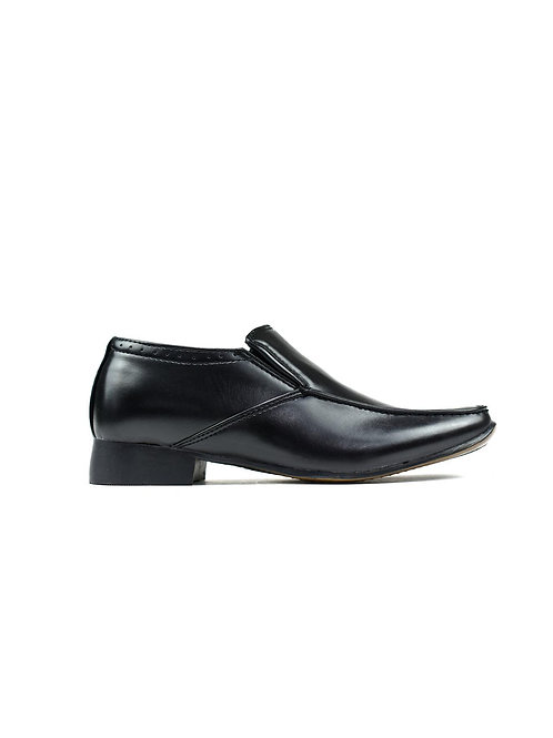 Slip on Tital Shoe Black