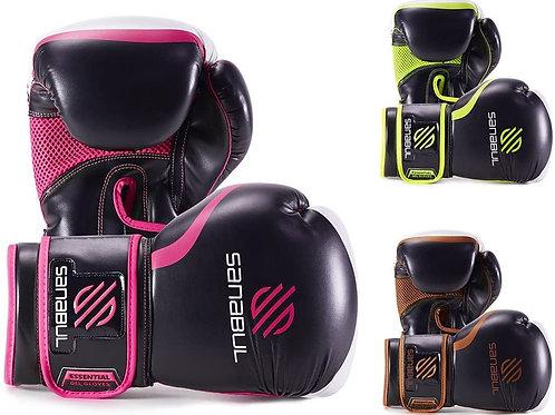 Essential Gel Boxing Kickboxing Punching Bag Gloves