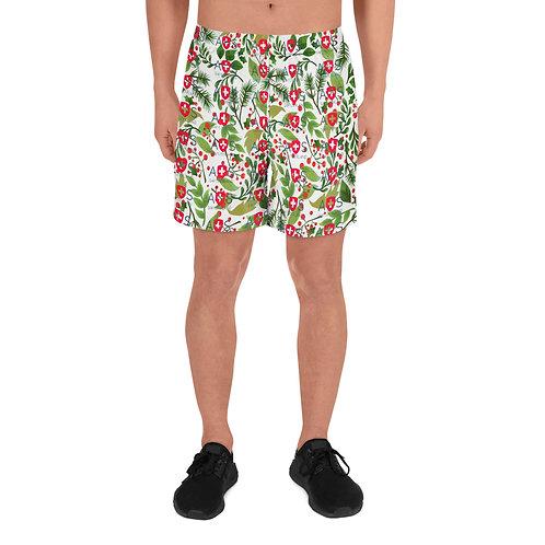 AVICII SWISS Men's Athletic Long Shorts