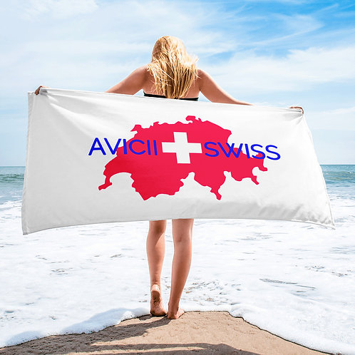 AVICII SWISS Towel