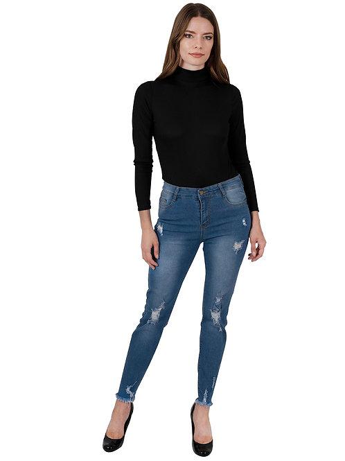 Via Rodeo High Waisted Skinny Jeans AVICII SWISS