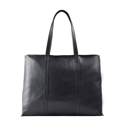 Nancy Large Leather Tote