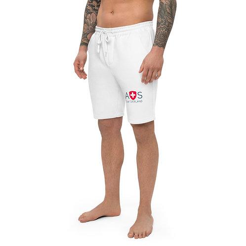 AVICII SWISS Men's fleece shorts