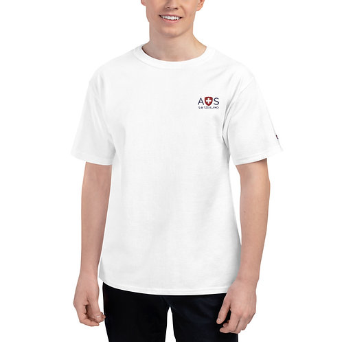 Men's AVICII SWISS Champion Collaboration T-Shirt