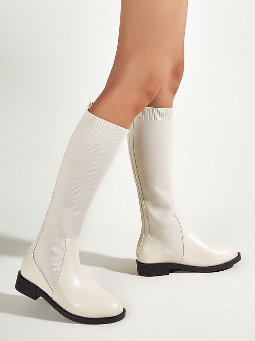 AVICII SWISS Minimalist Knee Boots