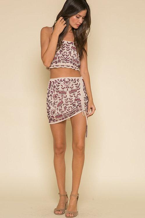 Genevieve Drawstring Skirt