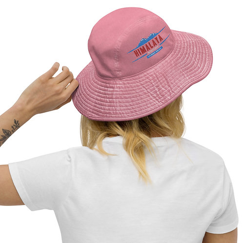 AVICII SWISS Wide brim bucket hat